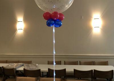 3ft Balloon w/ Lights