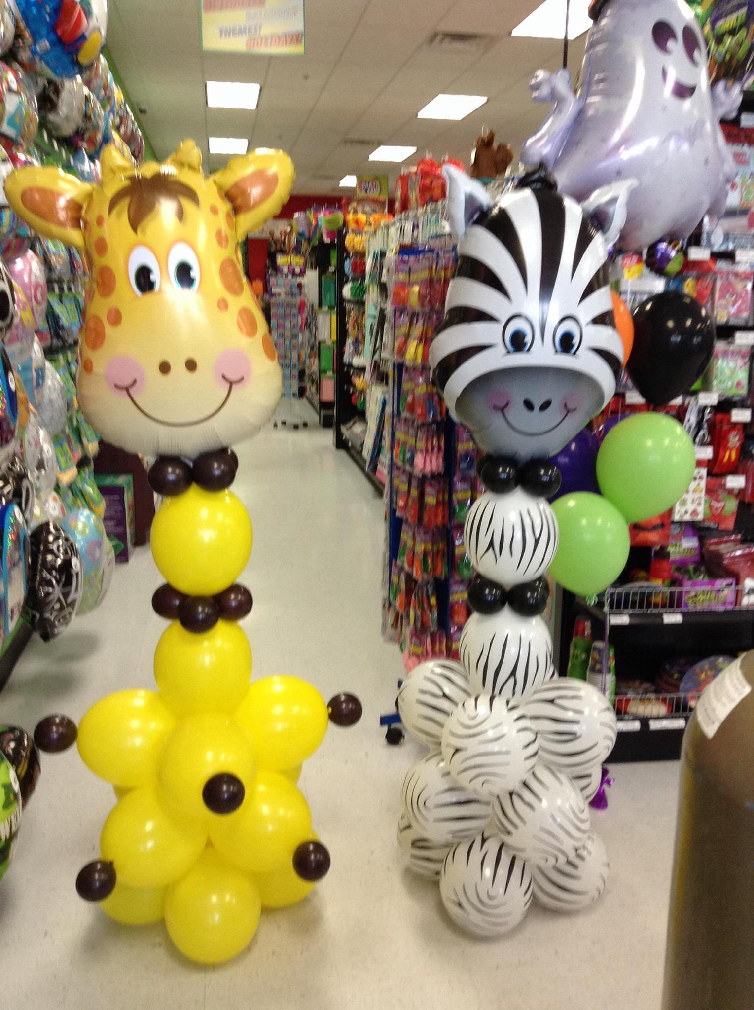 balloon figures the party lab