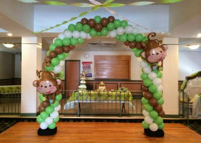 Baby Monkey Arch