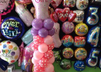 baby girl column