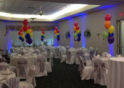 7 balloon bouquets