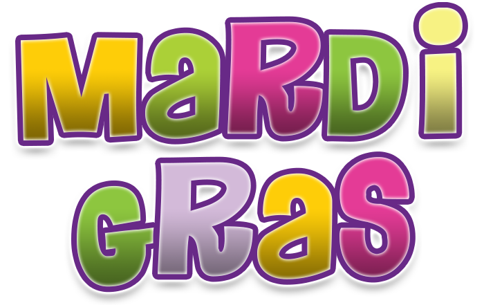 Mardi Gras Decorations and Party Favors