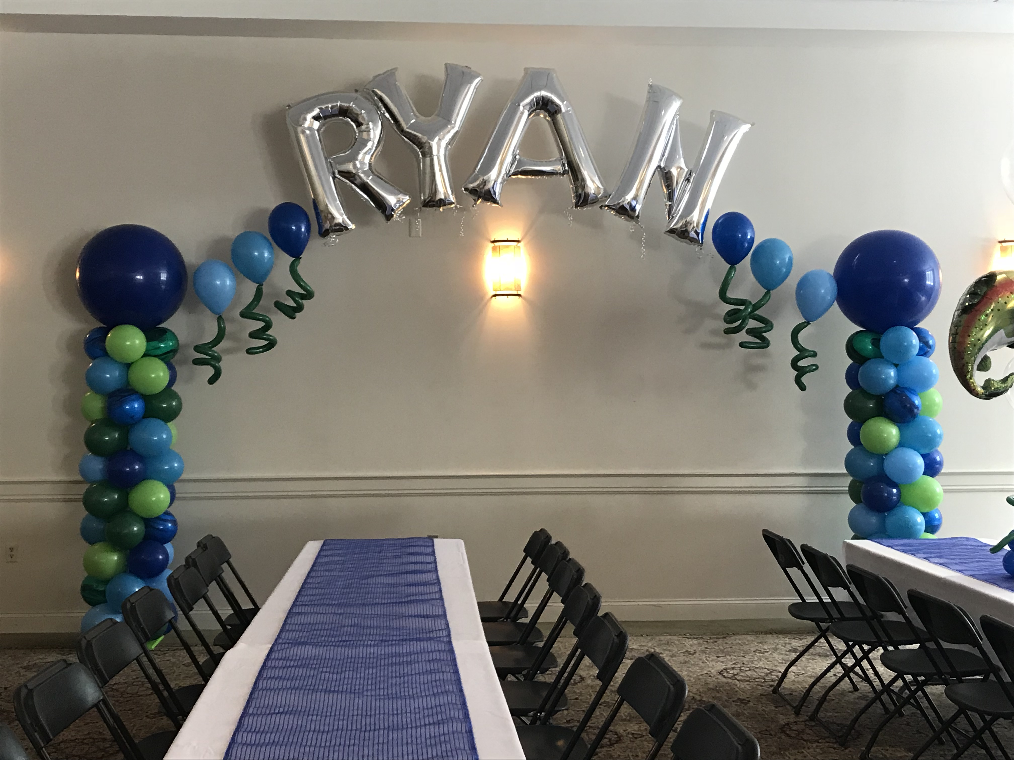 Balloon Arches The Party Lab