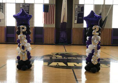 Prom Columns